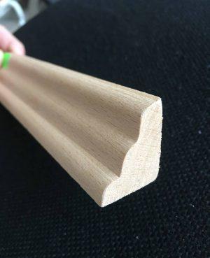 Plinta din lemn de fag