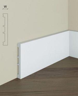 Plinta de podea din polimer rigid S9