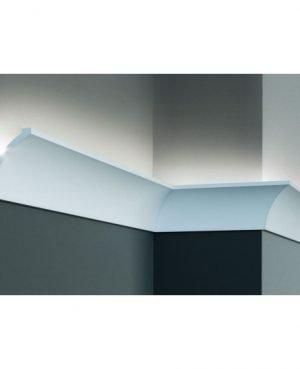 Profil pentru banda LED din poliuretan flexibil KF702F 2