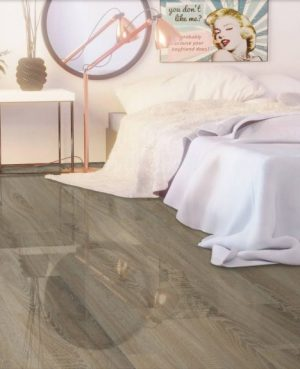 Parchet laminat super lucios Falquon Wood Germania Sonoma Oak D4186​ 4