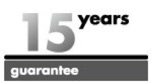 15 ani garantie