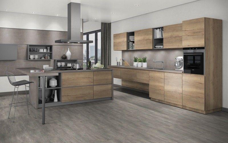 Parchet EGGER PRO Design Beton Gri Deschis EPD016-5