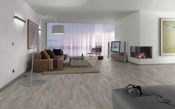 Parchet EGGER PRO Design Beton Gri Deschis EPD016-7