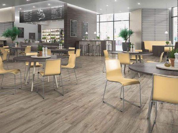 Parchet EGGER PRO Design Stejar Rustic Gri EPD014-6