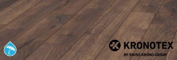 Parchet Kronotex Amazone Pettersson Oak Dark D4766-1