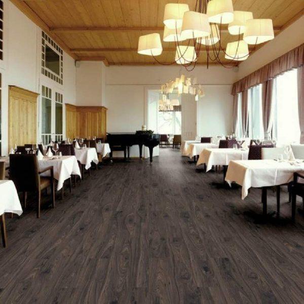 Parchet Swiss Krono Grand Selection Pure Walnut Sepia D 3217-2