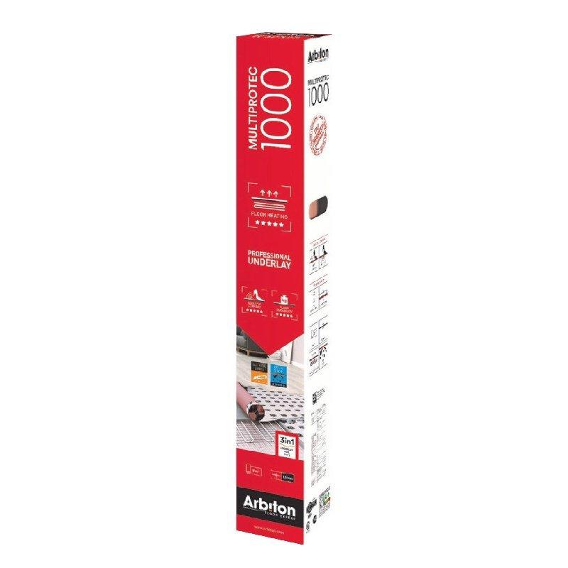 Folie parchet pentru incalzire in pardoseala 1.5mm Arbiton Multiprotec 1000 poza noua
