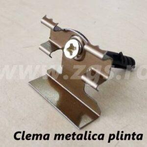 Clema metalica plinta vopsibila A69