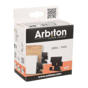 Clema plastic plinta Arbiton Dora