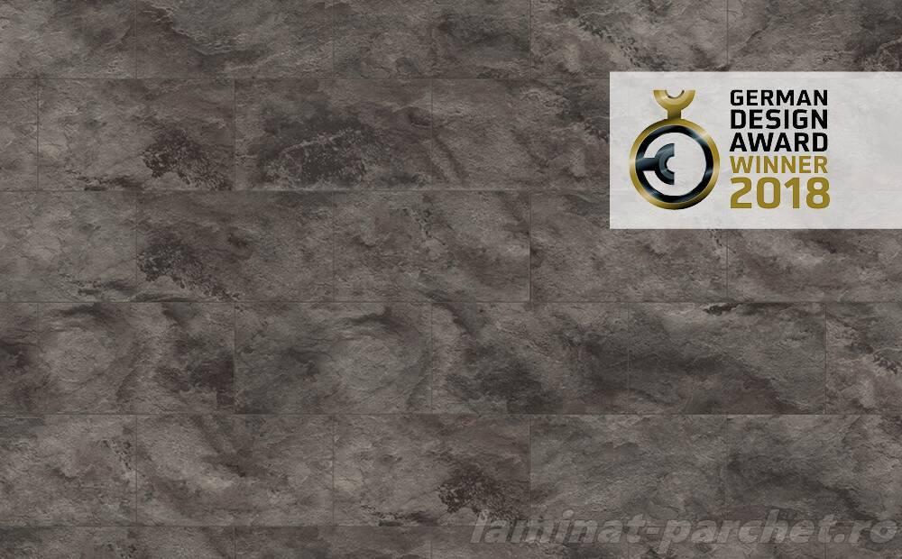 Parchet EGGER PRO Design Ardezie neagră EPD020