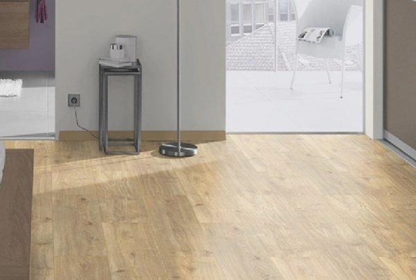 Parchet EGGER PRO Design Stejar Elegant Bej Nisip EPD015-2