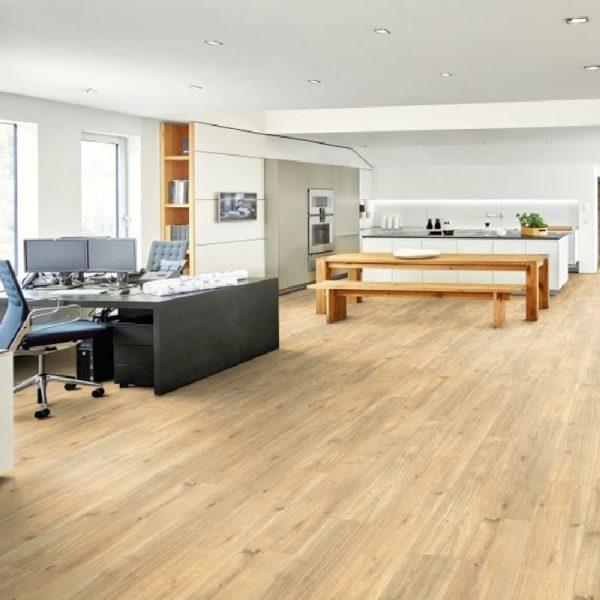 Parchet EGGER PRO Design Stejar Elegant Bej Nisip EPD015-3