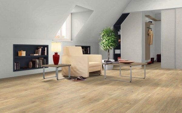Parchet EGGER PRO Design Stejar Elegant Bej Nisip EPD015-4