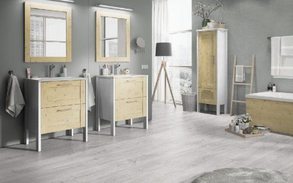 Parchet EGGER PRO Design Stejar Waltham Alb EPD028-7