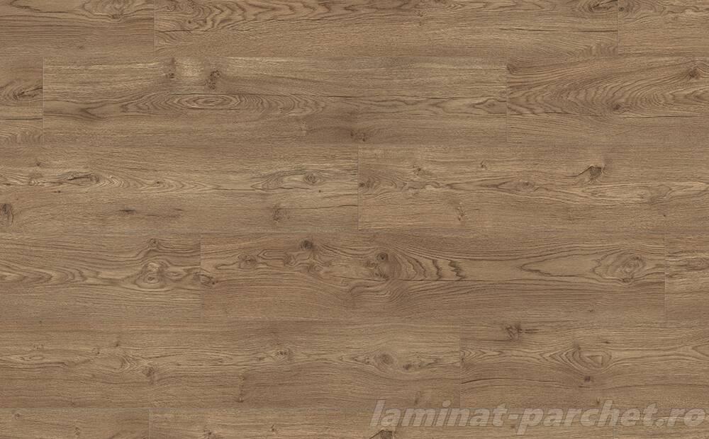 Parchet EGGER PRO Design Stejar cu crăpături fumuriu EPD007