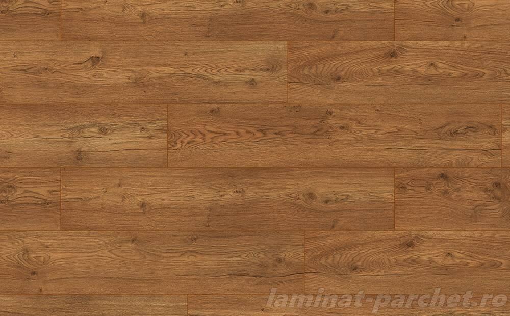 Parchet EGGER PRO Design Stejar cu crăpături maro EPD009