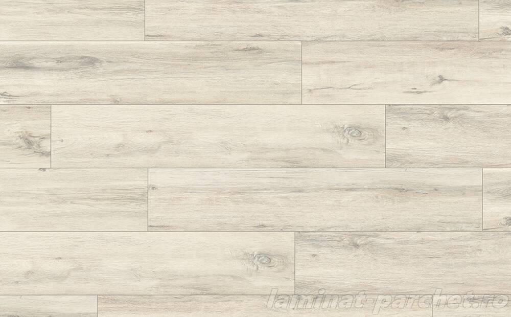 Parchet EGGER PRO Design Stejar rustic alb EPD013