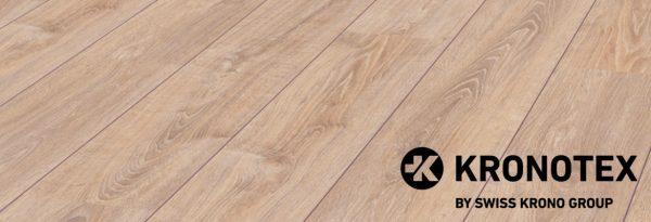 Parchet Kronotex Exquisit Whitewashed Oak D 2987