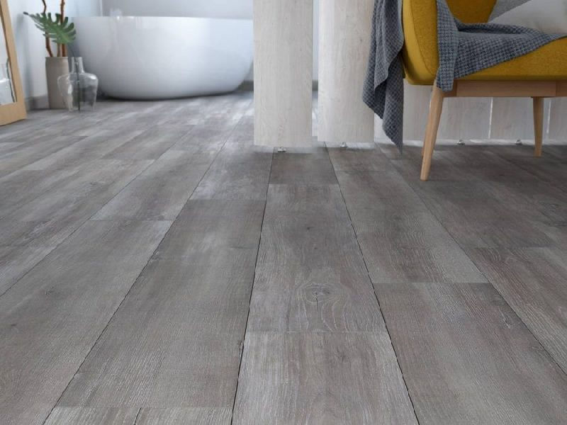 Parchet laminat Alsapan Visual 517 White Limed Grey