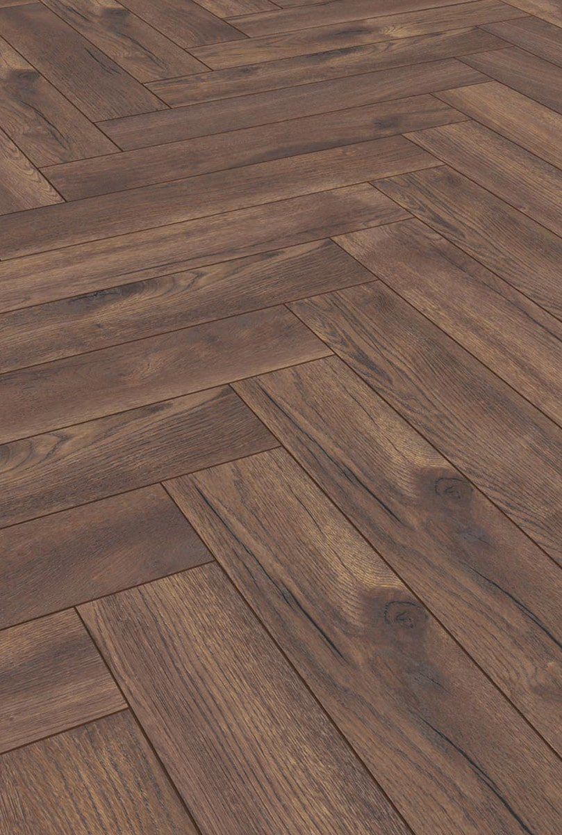 Parchet Laminat Kronotex HERRINGBONE Calais Oak D 4766 imagine