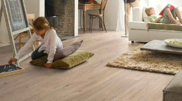 Parchet Laminat Quick-Step Largo LPU 1661 Stejar Long Island, Natural-4