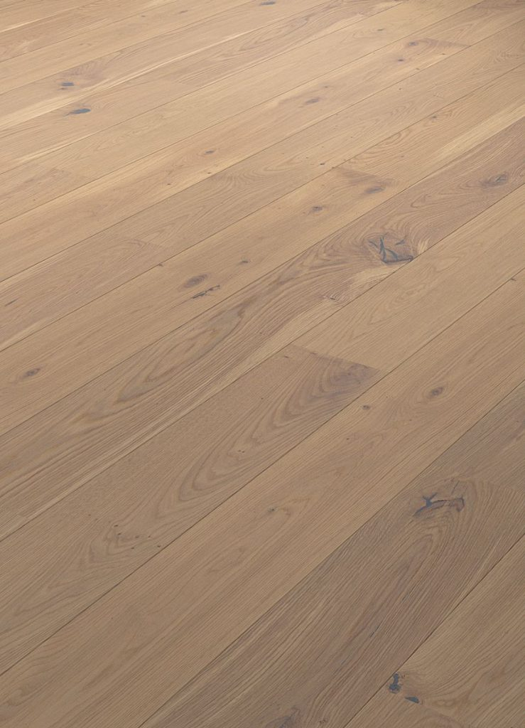Parchet dublustratificat Eurowood, Stejar Alb Variant, periat, lacuit mat, V2 imagine