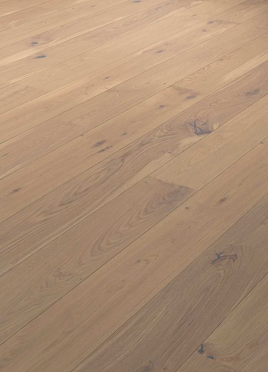 Parchet dublustratificat Eurowood, Stejar Alb Variant, periat, lacuit mat, V2