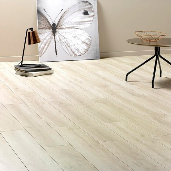 Parchet laminat Alsapan Visual 502 White Cotton
