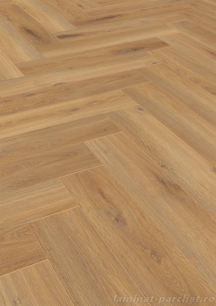 Parchet Laminat Kronotex HERRINGBONE Pisa Oak D 3861 imagine