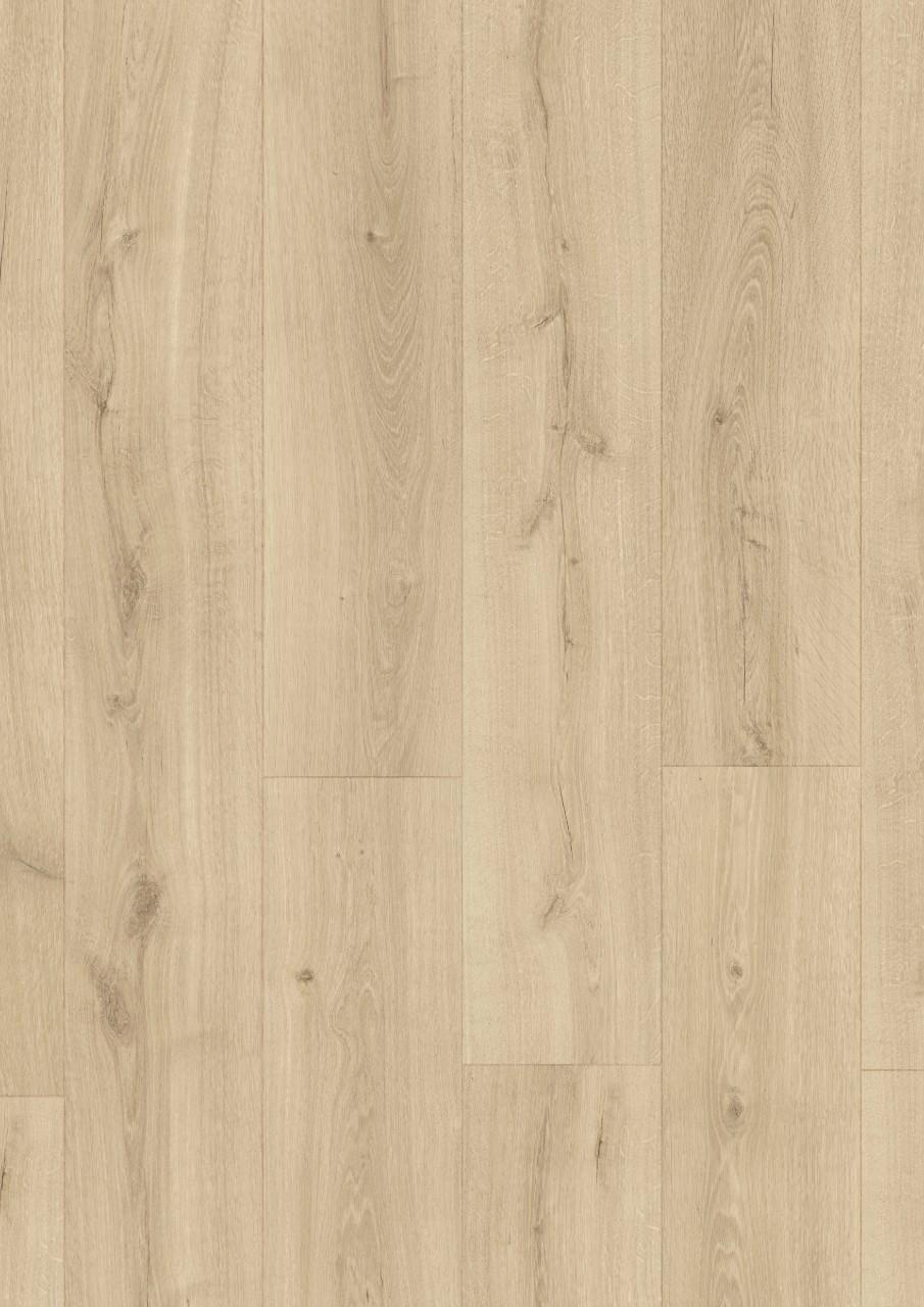 Parchet laminat Quick Step - Majestic MJ 3550 Stejar Desert, Natural Deschis