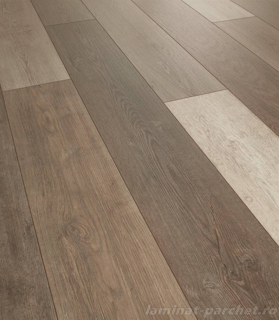 Parchet laminat rezistent la apa Swiss Krono Aquastop Mixed Wood Brown D 3948 RU  MULTICOLOR poza noua 2021