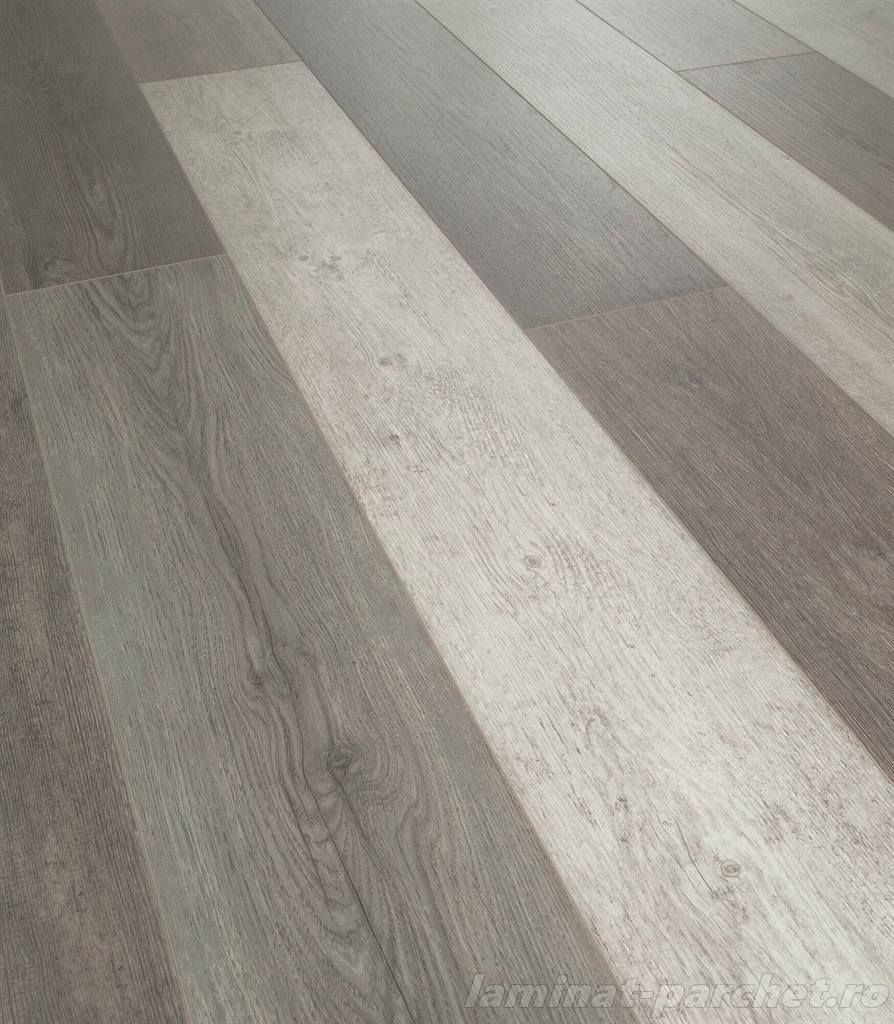 Parchet laminat rezistent la apa Swiss Krono Aquastop Mixed Wood Grey D 3949 RU  MULTICOLOR
