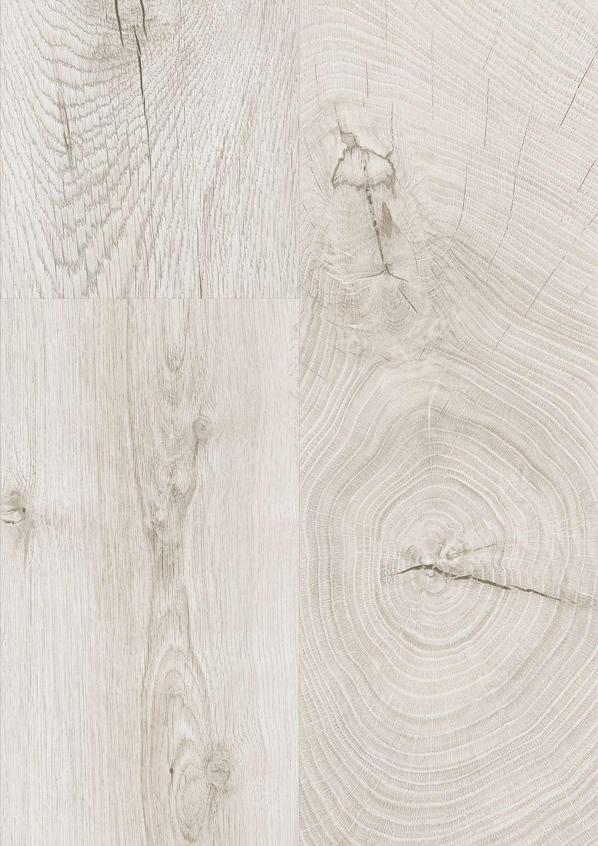 Parchet laminat super lucios Kaindl Easy Touch, Stejar Fresco Snow, 8mm, 45772/0251