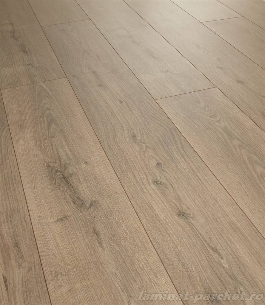 Parchet laminat rezistent la apa Swiss Liberty Natural Oak Brown D 4931