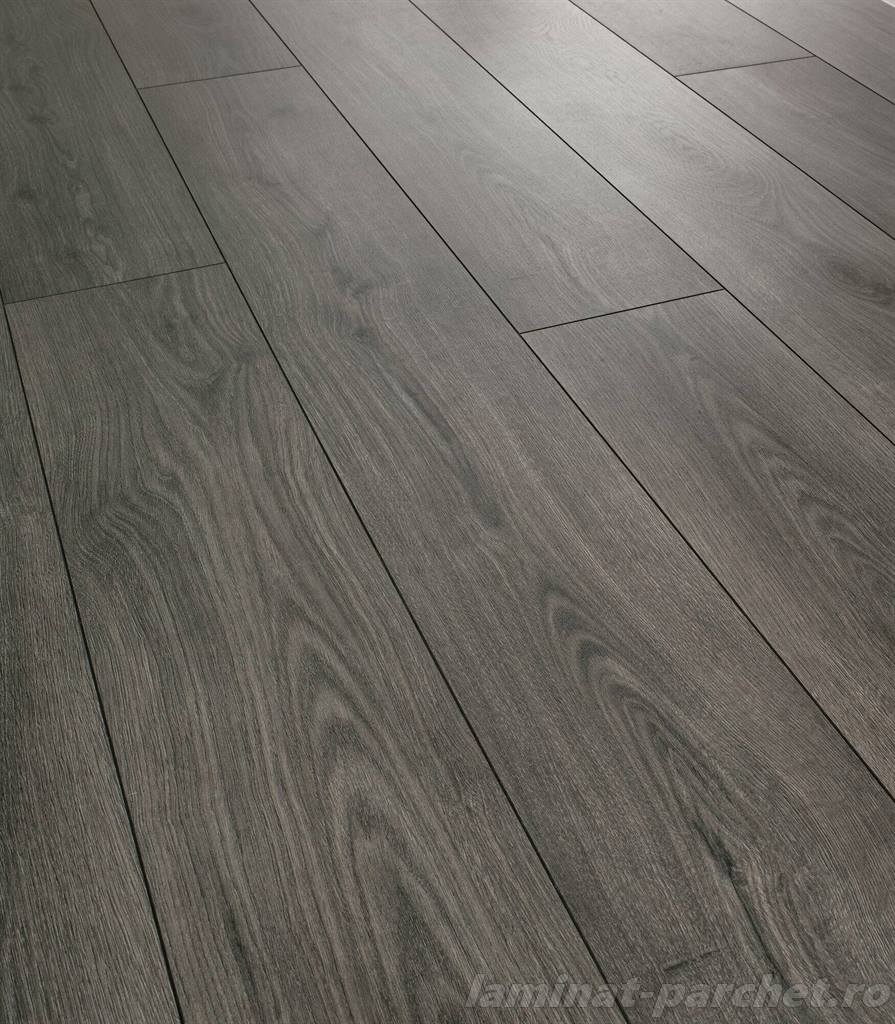 Parchet laminat rezistent la apa Swiss Liberty Natural Oak Coal D 4933 PM