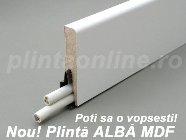 Plinta Alba MDF Arbiton