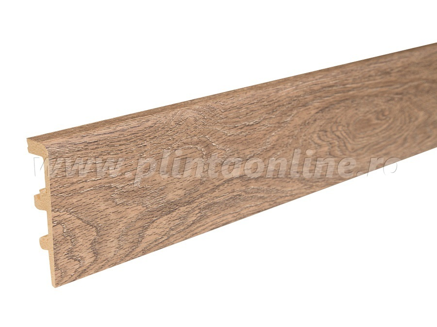 Plinta Arbiton polimer dur Integra Stejar Loft 8018 poza 2021