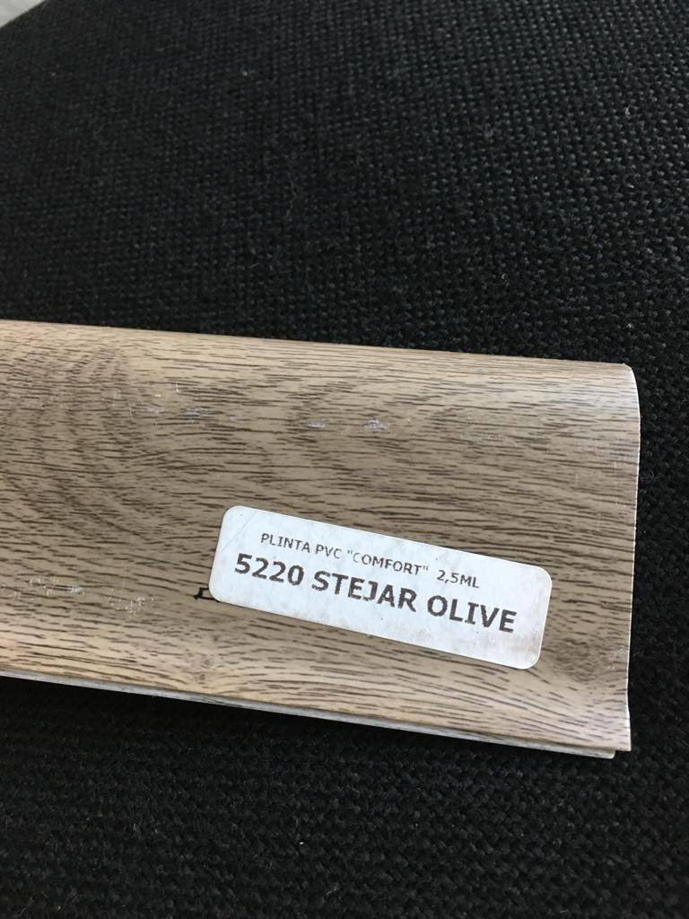 Plinta PVC Stejar Olive imagine