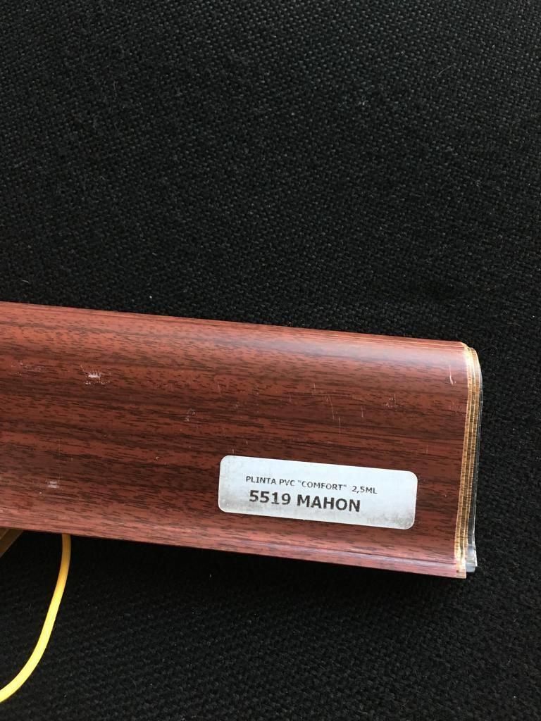 Plinta flexibila pvc BEST 5519 Mahon