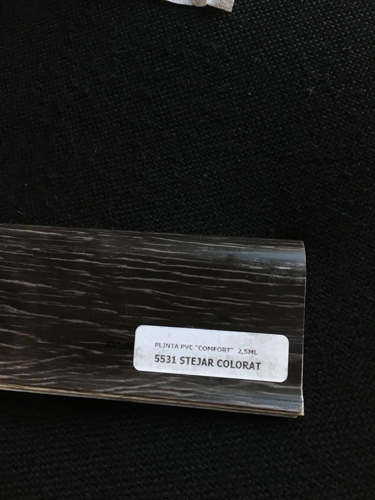 Plinta pvc Stejar Colorat 5531 poza noua