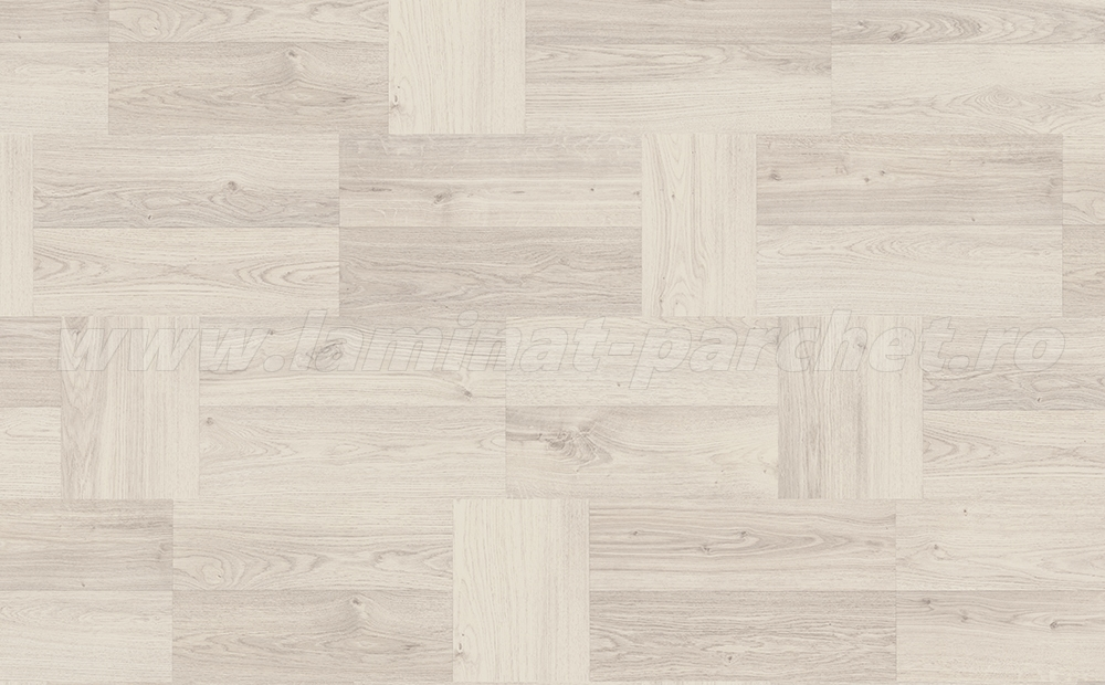 Parchet laminat Egger Stejar Clifton alb EPL057