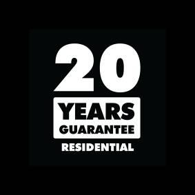 garantie 20 ani