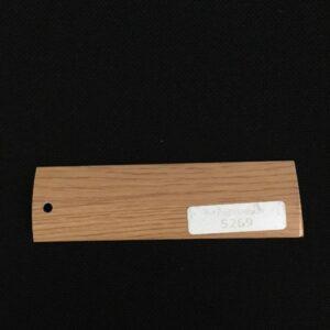 Prag trecere aluminiu Stejar Japonez 5269