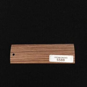 Prag trecere aluminiu Stejar Inchis 5588