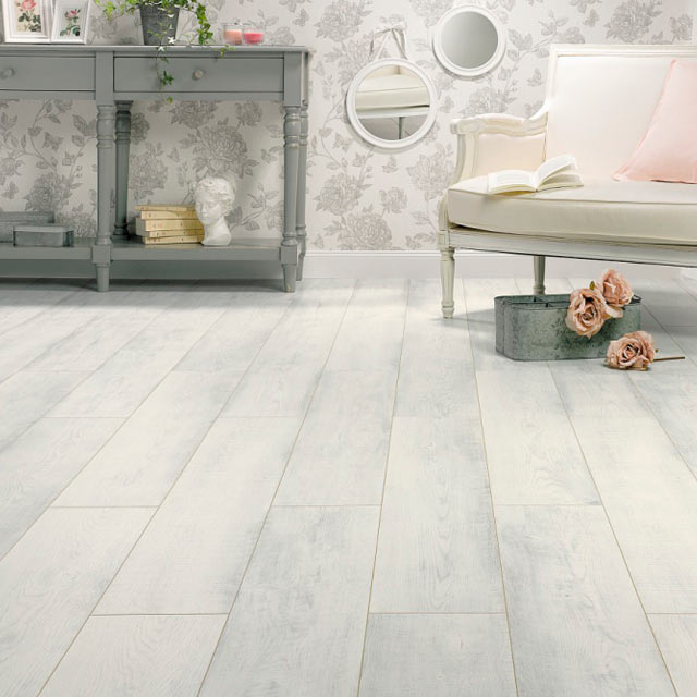 Parchet laminat Alsapan Visual 512 White Fjord