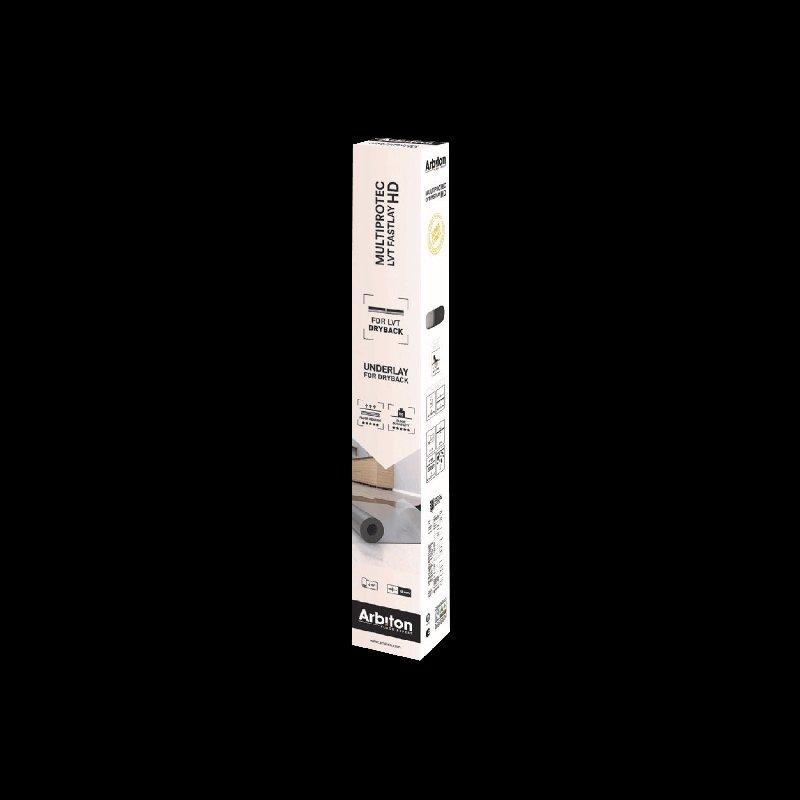 Folie autoadeziva pentru parchet LVT, Arbiton Multiprotec Fastlay HD