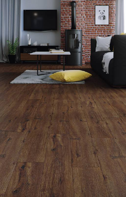 Parchet PVC Arbiton Aroq Nevada Walnut