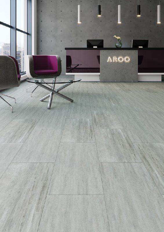 Parchet PVC Arbiton Aroq Stone Soho Concrete imagine