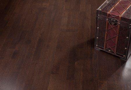 Parchet stratificat Polarwood Stejar Dark Brown 14mm