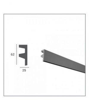 Profil pentru banda LED din poliuretan KF501